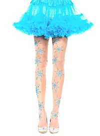 Ice crystal tights