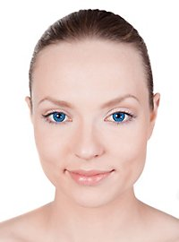 Ice Princess Effect Contact Lenses