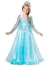 Ice queen kid's costume
