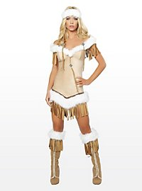 Indian Snow Princess Costume
