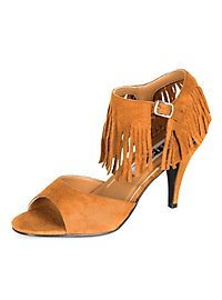 Indianerin Schuhe