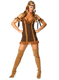 Indianische Prinzessin Kostüm