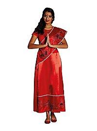 Indisches Sari Kostüm