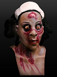 Infirmière de nuit Masque en latex