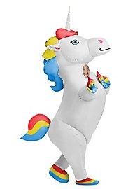 Inflatable Unicorn Child Costume