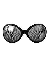 Insektenbrille schwarz