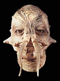 Insektoid Maske aus Schaumlatex