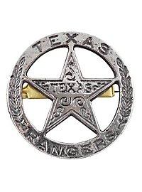 Étoile de shérif Texas Ranger
