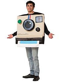 Instant Camera Costume