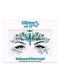 Iridescent Mermaid Face Jewels Face Jewels