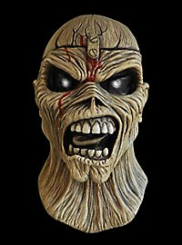 Iron Maiden Piece of Mind Maske