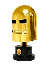 Iron Man Casque doré