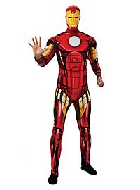 Iron Man Comic Costume