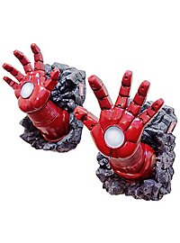 Iron Man - Iron Mans Gloves 3D Wallbreaker