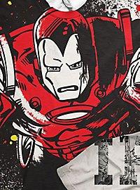 Iron Man T-Shirt Allover