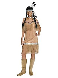 Iroquois Native American  Costume for Women