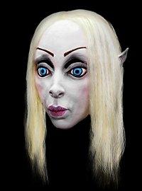 Irre Elfe Maske aus Latex