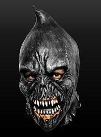 Irrer Henker Maske aus Latex