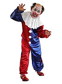 Jack in the Box Horror Clown Costume