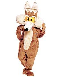 Jackal Mascot