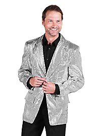 Jacket show host silver