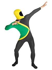 Jamaican Bobsleigher Full Body Costume