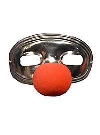 Jamie Lloyd clown mask