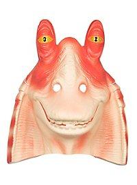 Jar Jar Binks Kindermaske aus Kunststoff