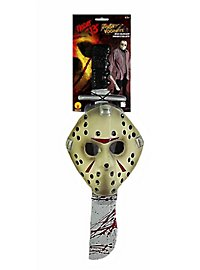 Jason Friday the 13th Set