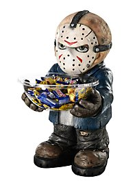 Jason Voorhees Candy Bowl Holder