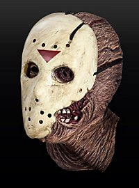 Jason Voorhees Latex Full Mask