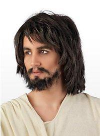 Jesus  Bible character wig