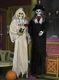 Jeunes mariés fantomatiques Décoration à accrocher
