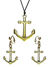 Jewellery Set Anchor