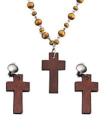 Jewellery Set Rosary