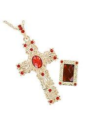 Jewellery set Santa Claus