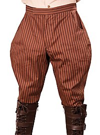 Jodhpur Trousers - striped