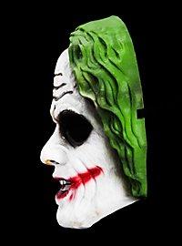 Joker Halbmaske für Kinder
