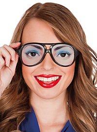 Joking glasses for women