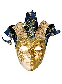 Jolly Colla oro bianco - Venezianische Maske