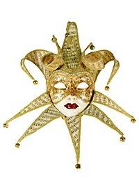 Jolly Collare carta musica volto musica - Venezianische Maske