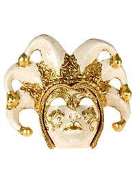 Jolly composto craquele - masque vénitien
