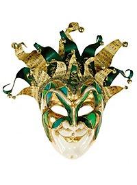 Jolly Grande verde - Venezianische Maske