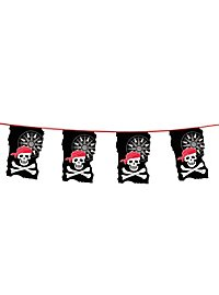 Jolly Roger Pennant String