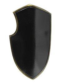 Jousting Shield black Foam Weapon