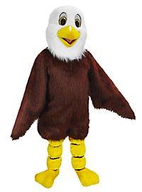 Junger Adler Maskottchen