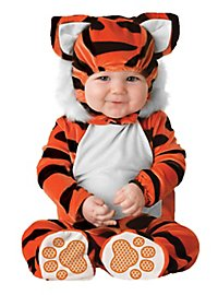Jungle Tiger Baby Costume