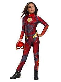 Justice League Flash Kostüm für Mädchen