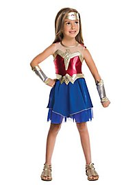 Justice League Wonder Woman Kinderkostüm