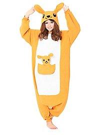 Känguru Kigurumi Kostüm